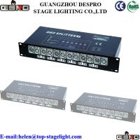 Quality 8CH DMX stage lighting splitter for sale