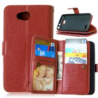 Buy LG L70 L90 K7 K8 K10 Zone 3 Wallet Case Retro Leather Cover Bags Pouch 9 Cards at wholesale prices