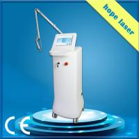 Quality Fractional Co2 Laser Equipment 10600nm Wavelength Laser Scar Removal Machine for sale