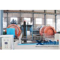 Quality Electric Control Avoid Overgrinding Ball milling equipment Semi - Autogenous Mill for sale
