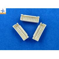 Quality 2.00mm pitch PHB wafer connector wire to board connector dual row PCB connectors for sale