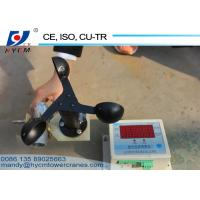 Tower Crane Spare Parts Black Wind Anemometer Used for Contruction Crane for sale