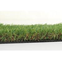 China Pet Artificial Grass / Polyethylene Monofilament Synthetic Grass Dtex9000 35mm on sale