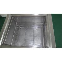 Quality Double Walled And Insulated Parts Soaking TankWith Lift Degreaser Cleaning for sale