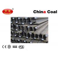38kg Heavy Railway Steel Rail 55Q  Q235 Steel Production Process for Industrial for sale