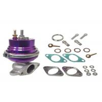 Quality Purple Auto Car Parts Adjustable 38mm V - Band External Wastegate Turbo for sale