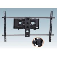China Television LCD Wall Mount Brackets High Gauge Cold Rolled Steel Material on sale