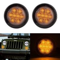 Quality Clear Lens Front Car Turn Signal Lights , IP68 Led Turn Signal Lights For Trucks for sale