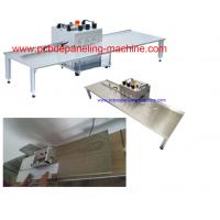 Buy cheap PCB Depanelizer For LED Tube PCB Separator With Six Blades PCB Cutting Machine from wholesalers