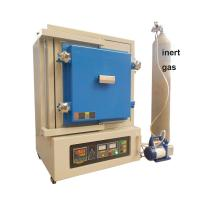 Quality 1200C 36L Resistance Vacuum Atmosphere Furnace Double Shells For Factory for sale