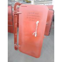 Quality Single Handle Quick Opening And Closing Weathertight Steel Door for sale