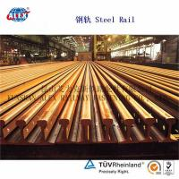 Quality Railway S49 Track Steel Rail for sale