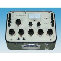 Quality DC Low Value Resistance Measuring Instrument Resistance Bridge Circuit Two Armed 0.05% Accuracy Class for sale