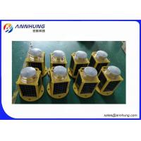 Quality Ultra High Intensity LED Marine Lantern With GSM Monitoring Solar Charging for sale