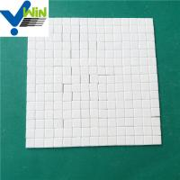 Quality Heat and mosaic resistant ceramic alumina tile specification with good price for sale
