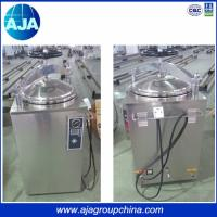 Quality Hot Selling Hand Wheel Type Digital Display Autoclave Vertical for sale