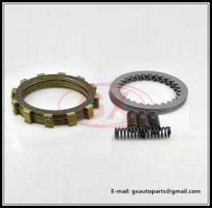 China Motorcycle parts Clutch Disc Plate Kits Gasket Spring Honda TRX400EX TRX 400EX 1999~2013 on sale