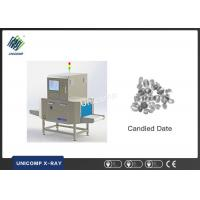 Quality 40-120KV Unicomp X Ray Automatic Rejection Food Linear Detector Array Image System for Fruit Safety for sale