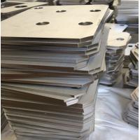 China CNC Laser cutting hot rolled plate perforated stainless steel sheet metal work with mirror or hairline finish on sale