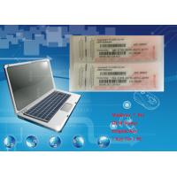 Quality 100% Original Windows 7 Professional Product Key Genuine Softwar Multi Language FPP Package for sale