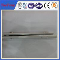 Quality High quality customized different sizes solar aluminum mounting rail for sale
