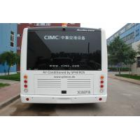 Quality Comfortable 13 Seats Aero Bus Terminal Shuttle Bus Turning Radius <9200mm for sale