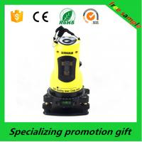 China Indoor / Outdoor Cross Line Rotary Self leveling Laser Level With 2AA Batteries on sale