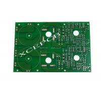 Quality Nelco N4000 Custom PCB Boards With 2 Layer Double Sided Circuit for sale