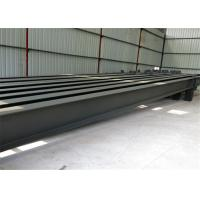 Welding Structural Steel Beams For Steel Building Construction Iso Certificate for sale