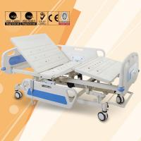 Quality MD-M02 Semi Automatic Hospital Bed , ICU Hospital Bed For Patient for sale
