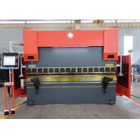 Quality 600 Ton Heavy Duty CNC Press Brake Machine / Hydraulic Press Bending Machine for sale