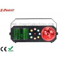 Quality 4 IN 1 Led Wash + Red Green Laser DMX Control Led Disco Lights For Night Club for sale