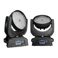 Buy 108pcs 3w RGBW LED Beam Moving Head Light , Moving Head Wash Light  For Home Party DJ at wholesale prices