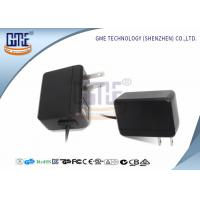 Quality Mobile Phone AC DC Switching Power Supply 3V - 15V UL Aprroved for sale