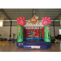 Quality Classic inflatable clown jump bouncer simple kids inflatable bounce house for child under 7 years for sale