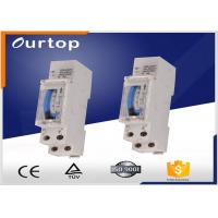Quality 200-240VAC Mechanical Programmable Timer Switch 230VAC 50/60 Hz CE CCC for sale