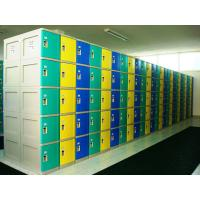 Quality ABS Plastic Mobile Phone Lockers Smart and Safe With SGS Certified for sale