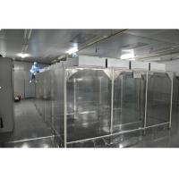 Buy Biological Lab Modular Softwall Clean Room Class 10000 , Hospital Pharmacy Clean at wholesale prices