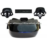 Quality Battery Operated Virtual Reality Gaming Headset Black 1920x1080 Screen for sale