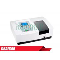 Buy UV - Vis Scanning Spectrophotometer UV1800 LCD Graphic Screen  Medical Laboratory Instrument at wholesale prices