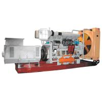 Quality 50HZ 60HZ 3 Phase Electric Generators Sets , Marine Diesel Engine M/E for sale