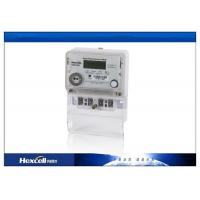 Quality Single Phase Electronic Energy Meter with Extended Terminal Cover for sale