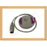 Quality Blue Fetal Monitor Transducer For Goldway UT3000A Fetal Monitor Toco Probe for sale