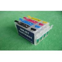 C M Y Color Desktop Empty Refillable Printer Ink Cartridges for Epson D78 D92 D120 DX7000F for sale
