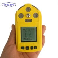 China OC-904 Portable Hydrogen Fluoride HF gas detector with the measuring range of 0~10ppm on sale