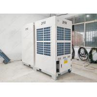 China 30HP Classical Industrial Tent Air Conditioner For Air Show Tent Cooling And Heating for sale