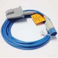 Quality Philips/HP M1941A 8PIN Adult Softtip Silicone Pulse Oximeter Probe MP20/30/40 Oxygen Sensor for sale