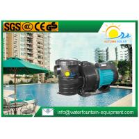 Quality High Flow Rate Swimming Pool Pumps Electric Anti - Rust For Pond Filtration for sale