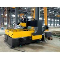 Quality Gantry Moveable Small Cnc Drilling Machine For Metal Plates PZ2016 Hole Diameter 50mm for sale