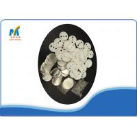 Buy 44MM Blank Custom Button Pins For Customized Key Ring Mirror Badge at wholesale prices